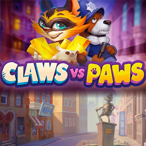 Слот Claws vs Paws