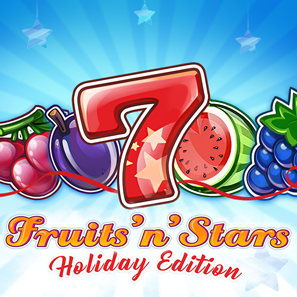 Слот Fruits'N'Stars: Holiday Edition