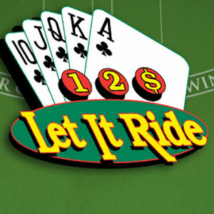 Карткова ігра Let It Ride Poker