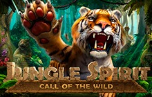 Слот Jungle Spirit: Call of the Wild