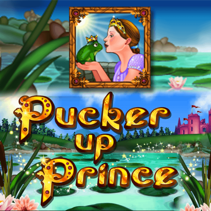 Слот Pucker Up Prince