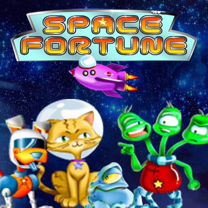 Слот Space Fortune