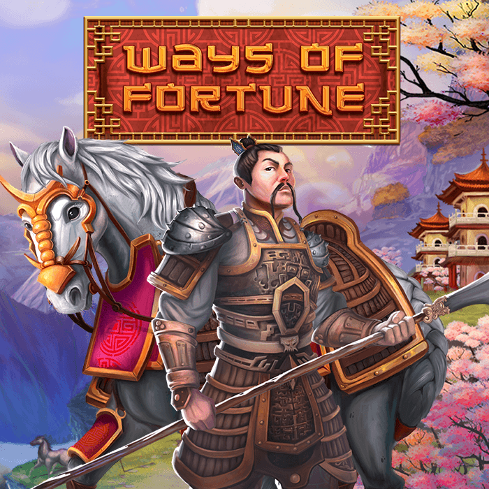 Слот Ways Of Fortune
