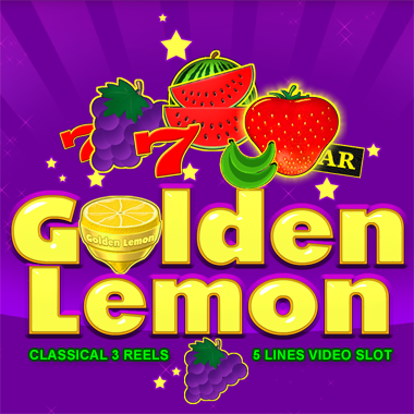 Слот Golden lemon