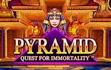 Слот Pyramid: Quest for immortality