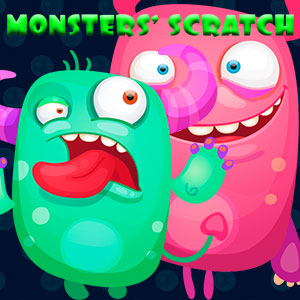 Слот Monsters' Scratch