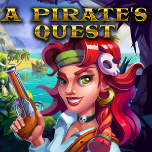 Слот A Pirate's Quest