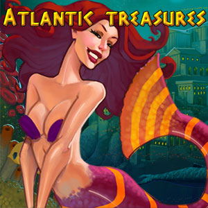 Слот Atlantic Treasures