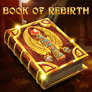 Слот Book Of Rebirth