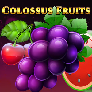 Слот Colussus Fruits