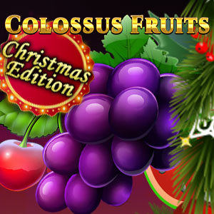 Слот Coloussus Fruits Christmas Edition