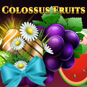Слот Coloussus Fruits Easter Edition