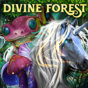 Слот Divine Forest