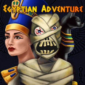 Слот Egyptian adventure