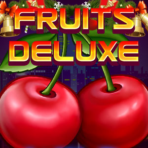 Слот Fruits Deluxe Christmas Edition