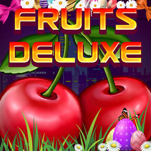 Слот Fruits Deluxe Easter Edition