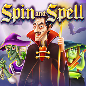 Слот Spin and Spell