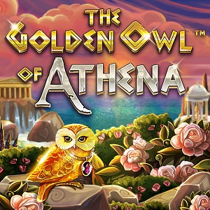 Слот The Golden Owl of Athena