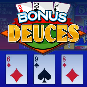 Відеопокер Bonus Deuces Video Poker