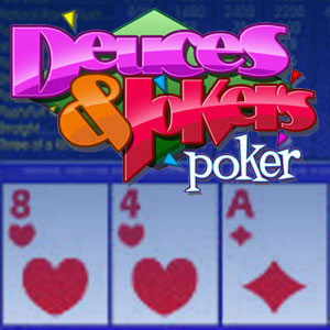 Видеопокер Deuces and Jokers Video Poker