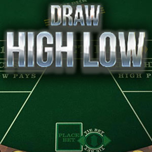 Карткова ігра Draw High Low