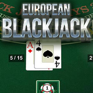 Карткова ігра European Blackjack
