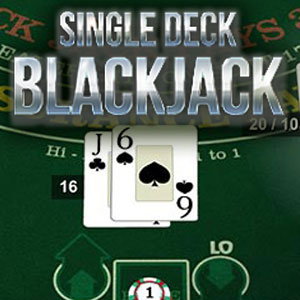 Карткова ігра Single Deck Blackjack