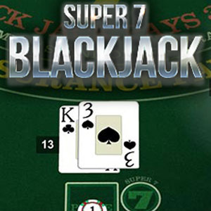 Карткова ігра Super 7 Blackjack