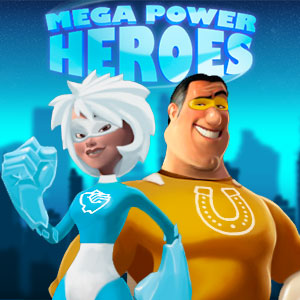 Слот Mega power heroes
