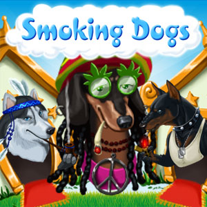 Слот Smoking Dogs