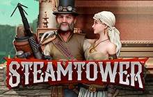 Слот Steam Tower