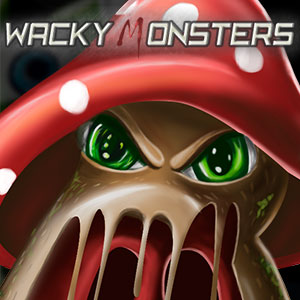 Слот Wacky monsters