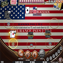 Карткова ігра Trump It Blackjack