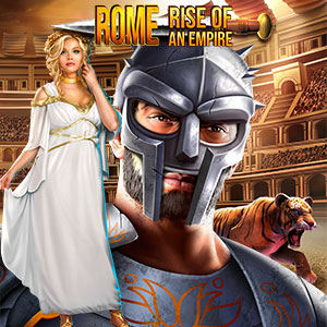 Слот Rome Rise of an Empire
