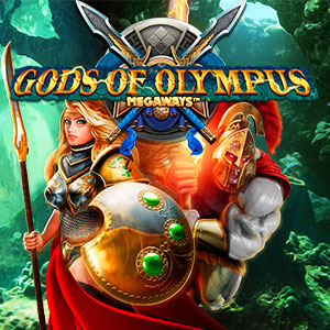 Слот Gods of Olympus MEGAWAYS