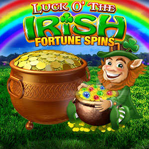 Слот Luck O The Irish Fortune Spins