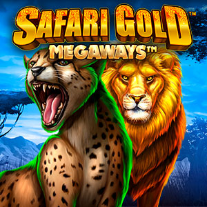 Слот Safari Gold Megaways
