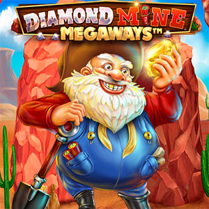 Слот Diamond Mine MEGAWAYS