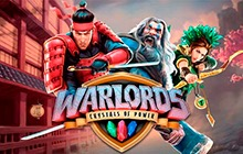 Слот Warlords: Crystals of Power