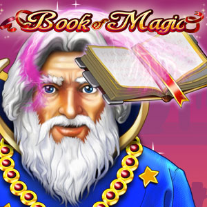 Слот Book of Magic