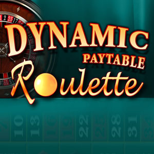 Рулетка Dynamic Paytable Roulette