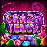 Слот Crazy Jelly
