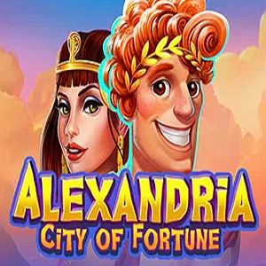 Слот Alexandria City of Fortune