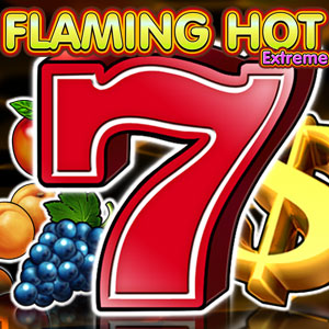 Слот Flaming Hot Extreme