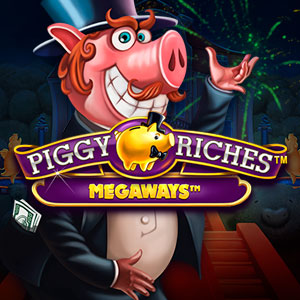 Слот Piggy Riches megaways