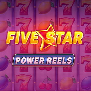 Слот Five Star Power Reels