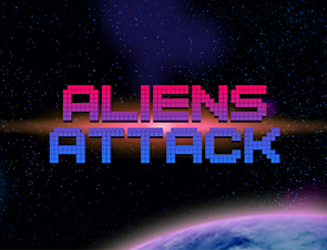 Slot Alien Attack