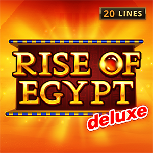 Слот Rise of Egypt: Deluxe