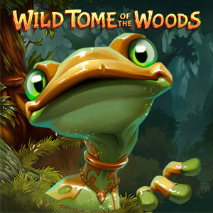 Слот Wild Tome of the Woods