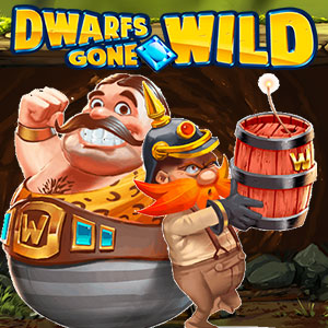 Слот Dwarfs Gone Wild